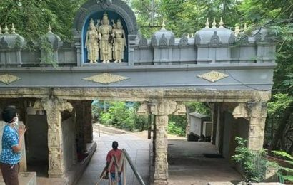 Steady dip in pilgrim footfall at Tirumala temple