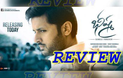 Bheeshma Movie Review Bheeshma Movie Review
