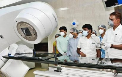 Plasma therapy for COVID-19 patients in Coimbatore soon: Vijayabaskar