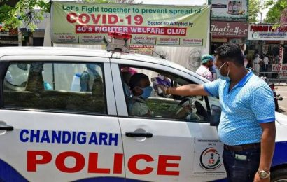 Punjab records 414 COVID-19 cases, 6 deaths