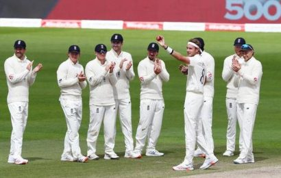Stuart Broad moves to third spot in ICC rankings after match-winning effort