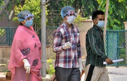 With 2,244 fresh virus cases, Delhi's tally touches 99,444