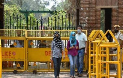 Final year undergraduate Open Book Examination from Aug 10: Delhi University to HC