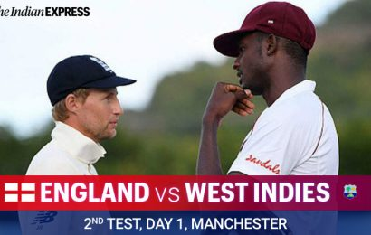 England vs West Indies 2nd Test Day 1 Live Cricket Score Updates: Toss delayed due to wet outfield in Manchester