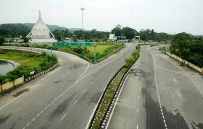 Guwahati lockdown relaxed, wine shops to reopen