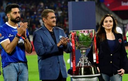 The Ambanis, ISL and the future of Indian football