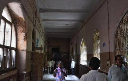 Orders issued to vacate Osmania General Hospital in-patient block, seal it