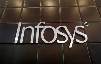 Infosys Q1 net profit up 12.4% at Rs 4,272 crore