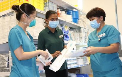 Indian-origin nurse in Singapore conferred with President's Award