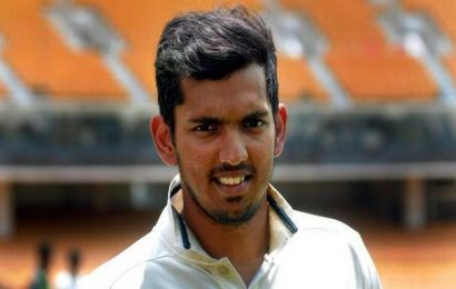 Malolan Rangarajan is assistant coach of St. Kitts and Nevis Patriots in CPL
