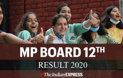 MP Board Class 12th result 2020: More students get first division even as pass percentage dips