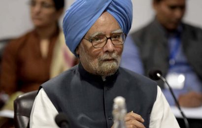 Manmohan Singh hospitalized