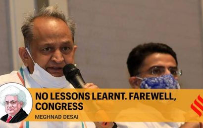 Ram Manohar Lohia was right. The Congress is the problem