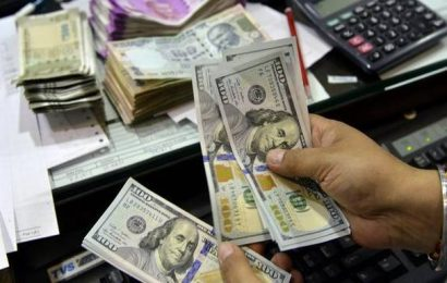 Rupee slips against US dollar in early trade