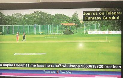 A Sri Lanka T20 tie played near Mohali, cops probe wrong 'un