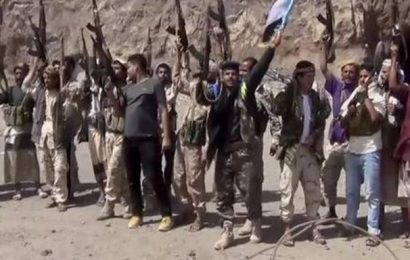 Yemen's separatists to give up self-rule, push peace deal