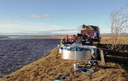 Mining giant told to pay $2 bn for Arctic spill
