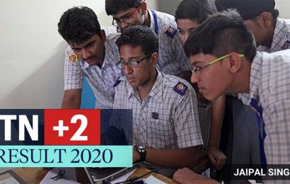 TN Board +2 Class 12th HSC Result 2020: How to check marks at tnresults.nic.in, dge.tn.gov.in