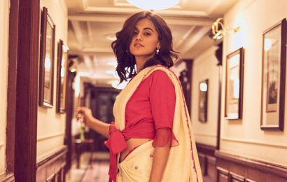 Not battling each other but fighting for a system to co-exist: Taapsee Pannu on insider vs outsider debate