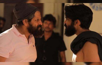 Unexpected! Vikram turns villain for Son