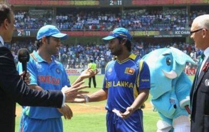 Sri Lanka police drop 2011 World Cup final fixing probe