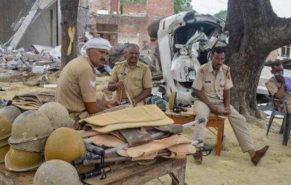 Kanpur shootout: Senior U.P. IPS officer demands probe into slain CO's complaint against SHO