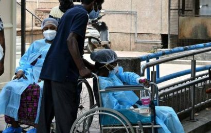 India reports over 1 million COVID-19 recoveries