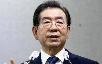 Seoul Mayor Park Won-soon reported missing, search operation underway