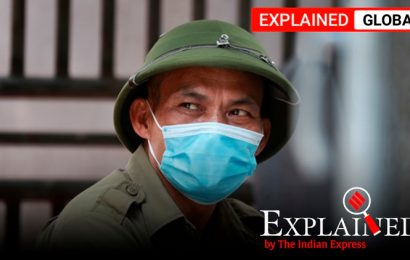 Explained: How Covid-19 hit virus-free Vietnam again