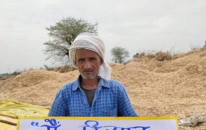 Online farmers' satyagrah demands better price for produce in Madhya Pradesh