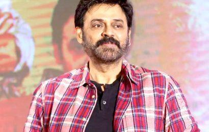Will Venkatesh okay veteran director project?