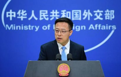 China defends WHO, lashes out at U.S. move to withdraw