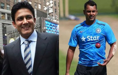'I got a text message from Anil bhai after that': What Anil Kumble told Stuart Binny following all-rounder's record-breaking spell