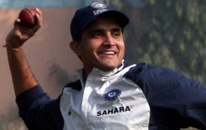 Sourav Ganguly explains who has played a major role in bringing up India's fast bowlers