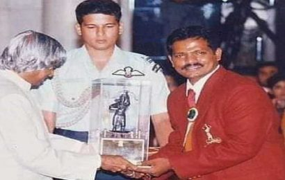 Ramesh Tikaram: The athletics Paralympian who started India's para badminton story