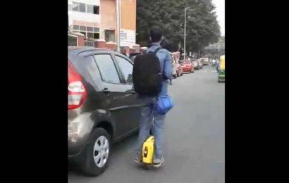 Harsh Goenka says he needs this to navigate through his crowded city. Watch