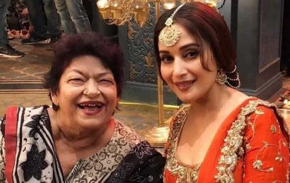 'Madhuri Dixit picked steps but couldn't shake hips, Hrithik Roshan a perfect dancer': Saroj Khan on Bollywood's best dancers