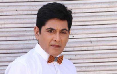 Aasif Sheikh resumes shooting, admits he's taking extra care, 'because at 55, I'm more vulnerable to the virus'