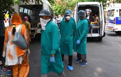 Andhra adds 1,813 new Covid-19 cases, 17 deaths take state's toll to 309