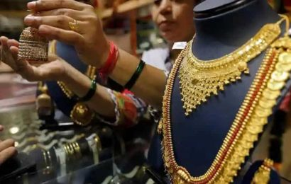 Indian spot gold rate and silver price on July 27, 2020