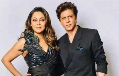 Shah Rukh Khan's wife Gauri posts about work, actor leaves cute comment: 'Can you refurbish my Red Chillies office?'