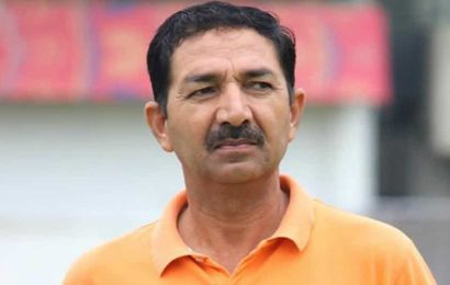 ICC umpire Anil Chaudhary solves 'network problems' in ancestral village