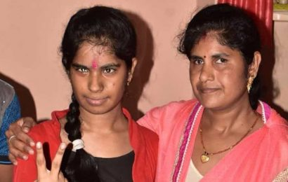 MPBSE12th Result: Visually impaired girl fights all odds to score 94.4% in Commerce exam