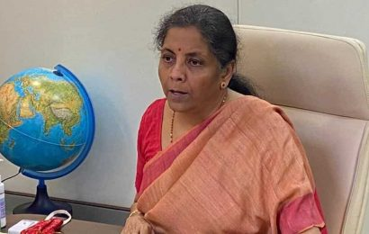Green shoots visible in economy, agriculture sector driving growth, says FM Nirmala Sitharaman