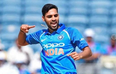 'I shopped and managed to save some': Bhuvneshwar Kumar reveals his first salary