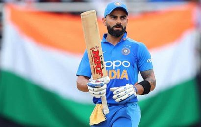 If I have to pick one player to gun down a big run-chase, Kohli is my man: Nasser Hussain