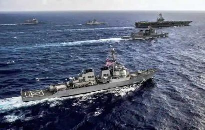 Stage set for Australia to be part of next Malabar exercise with India, US, Japan