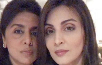 Neetu Kapoor, daughter Riddhima share pictures from 'Thursday night dinner'