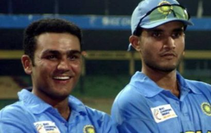 'Sachin, Laxman, Dravid… middle order is stacked': Sourav Ganguly's advice that turned Virender Sehwag's career