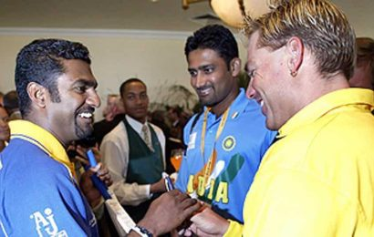'It became very, very difficult':Anil Kumble opens up on comparisons with Shane Warne, Muralitharan